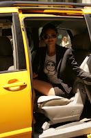 Thandie Newton Leggy Candids