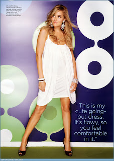 Lauren Conrad 'Seventeen' Cover Shoot
