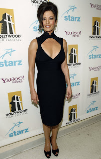 Catherine Zeta Jones Cleavage Shots