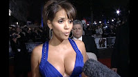 Halle Berry Big Cleavage