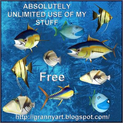 http://grannyart.blogspot.com/2009/05/fish-in-png-free.html