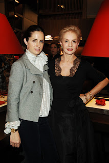 Carolina Herrera opens new store in London