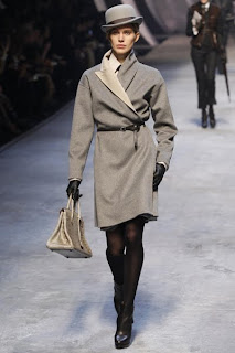 Hermes Fall/Winter 2010/11 women's fashion show
