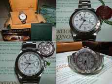 Hot item for Sale - Rolex Explorer 2 - White Dial (SOLD)