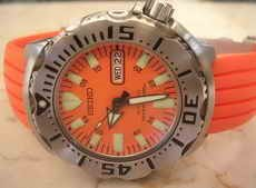SEIKO SKX781K - ORANGE MONSTER