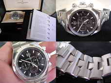 FOR SALE VACHERON CONSTANTIN - OVERSEAS CHRONOGRAPH - AUTOMATIC (SOLD)