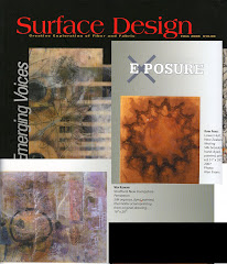 Published in Surface Design Journal Fall 08
