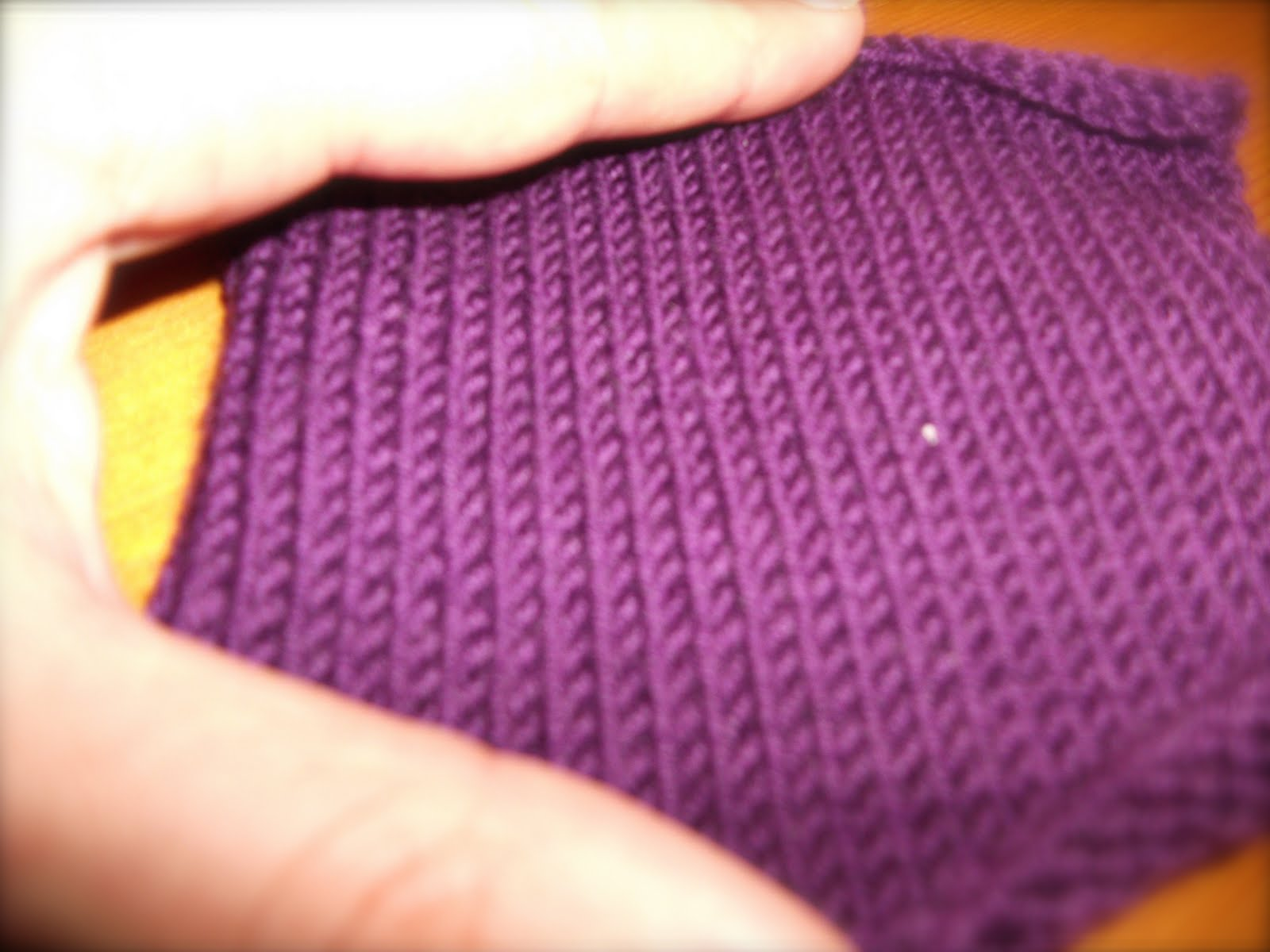 Knitting Gauge Definition : Dillpickle unfinished a question of gauge and stitch