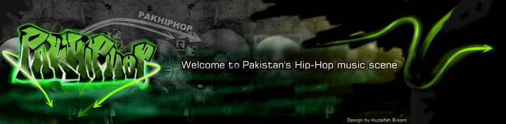 Pakistan Hip Hop Music Scene, Pakistani Rappers Music Blog