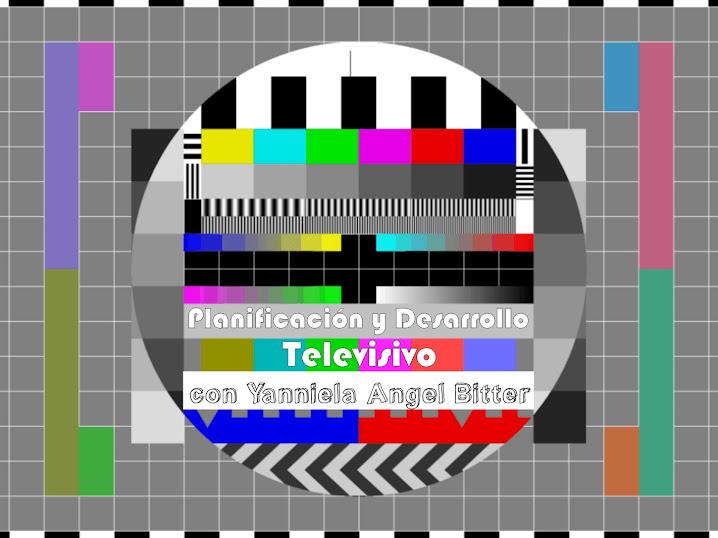 Planificación y Desarrollo Televisivo