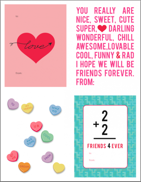 the stationery place January 2011 – Free Online Printable Valentine Cards