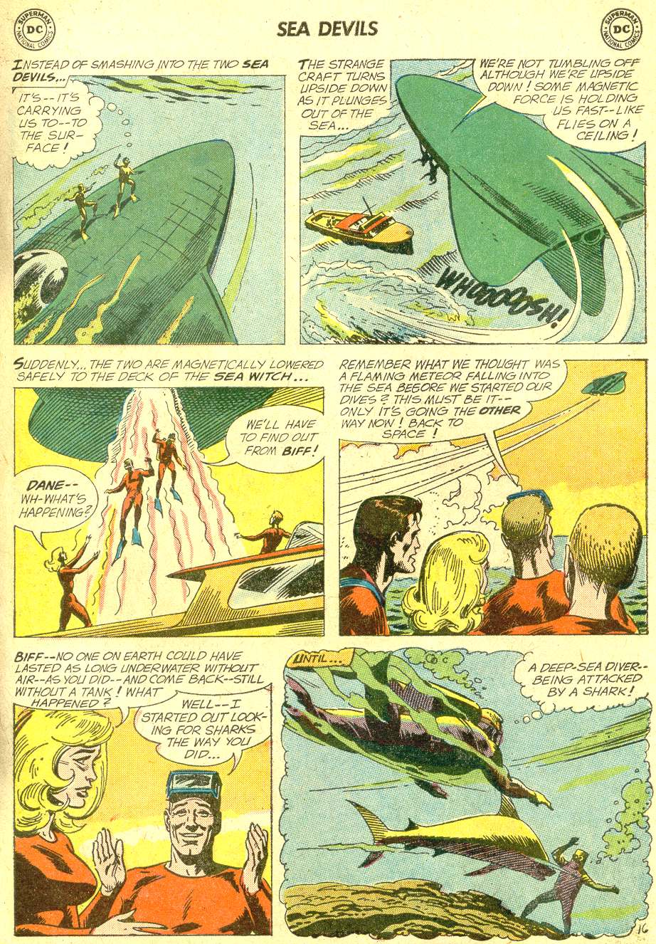 Read online Sea Devils comic -  Issue #10 - 24