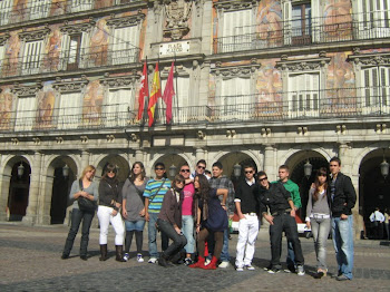 CORRESPONSALES JUVENILES DE OLULA EN MADRID