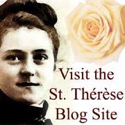 Saint Thérèse Blog Site