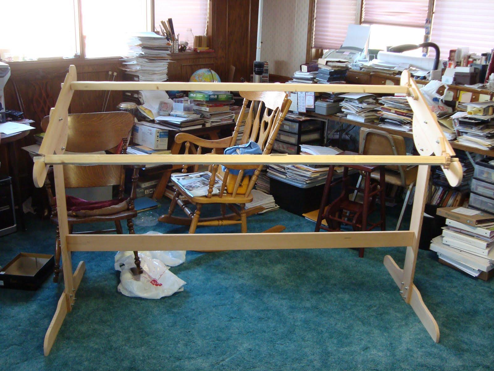 SJwoodturn: Quilting Frame : wooden quilt frame - Adamdwight.com