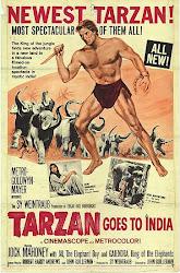 Baixar Filme Tarzan Vai a Índia (Dublado)
