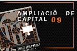 Recolzem l'Ampliació de Capital