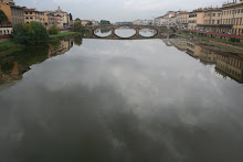 Cloudy Day In Florence