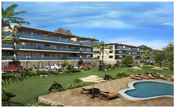 RESERVE YOUR OWN SEA VIEW BEACH FRONT VILLA TOWNHOUSE OR APARTMENT IN THE GAMBIA TODAY!