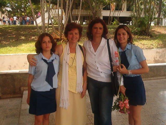 Maritza y Lázara