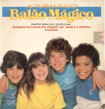 A Turma do Bal�o M�gico - 1984