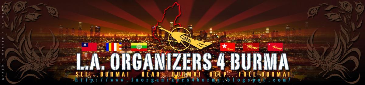LA Organizers 4 Burma
