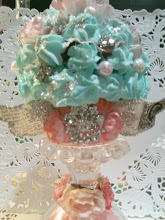 Marie Antoinette Blingy Fairy Cake $22.50