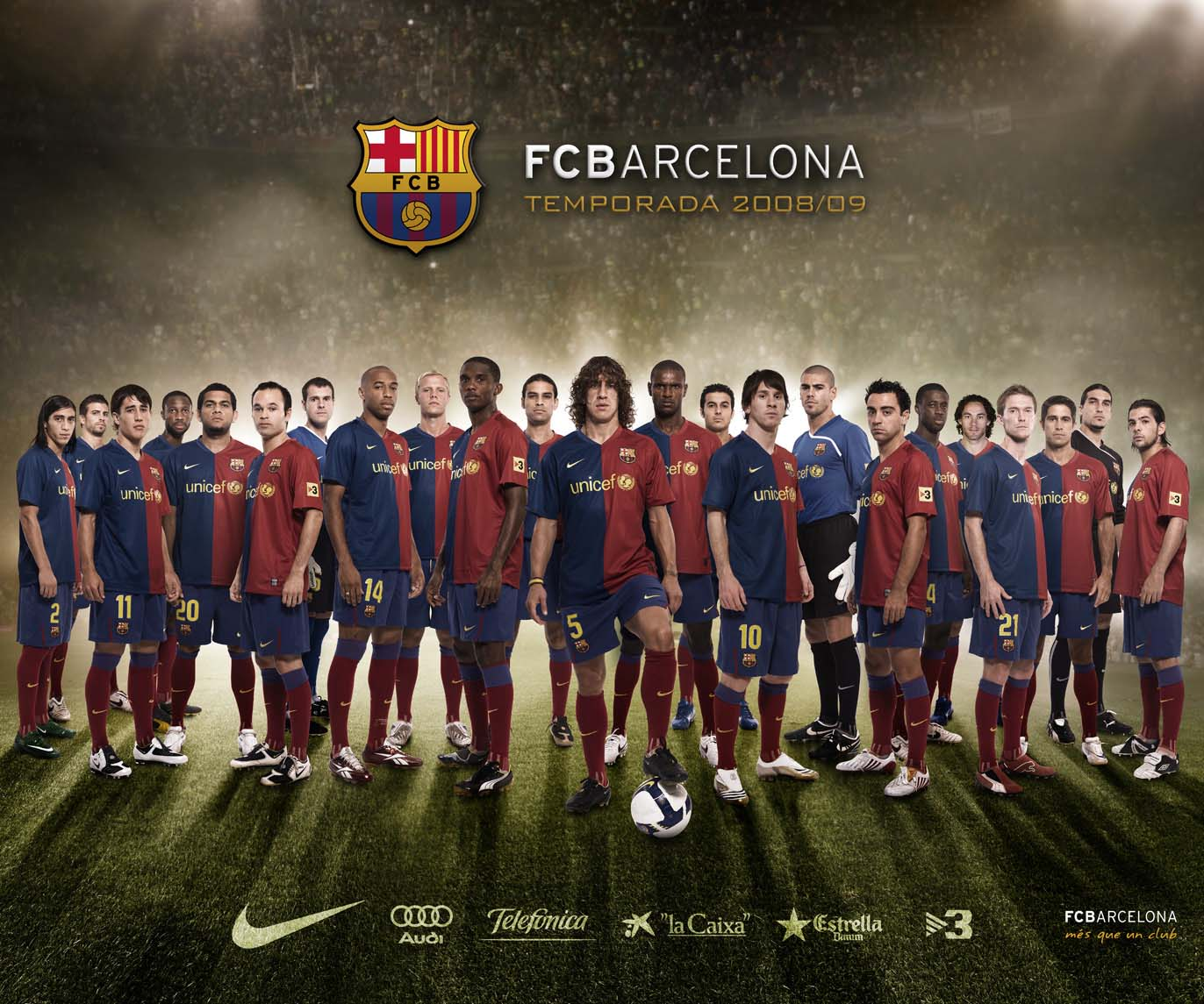 Official FC Barcelona Web Site - Bara m