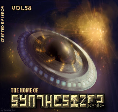 THE HOME OF SYNTHESIZER DANCE Vol.58