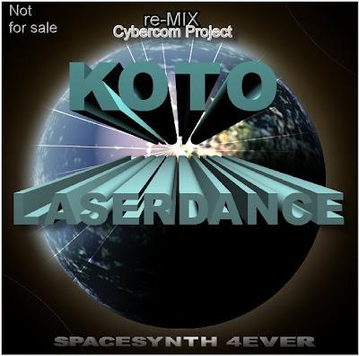 Laserdance & Koto  -   Retro re-MIX 2010