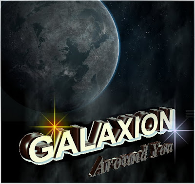 GALAXION  - Around You