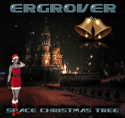 ERGROVER - Space Christmas Tree