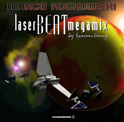 MARCO ROCHOWSKI - The LaserBEAT Megamix 2011 (by Spaceanthony)