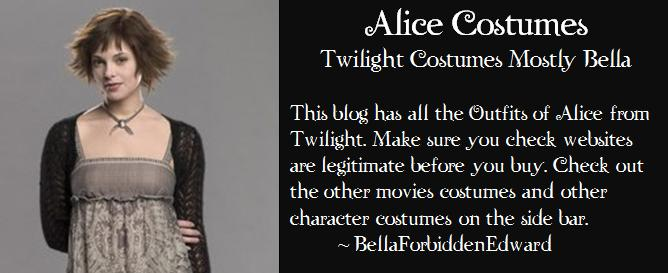 Alice Twilight Costumes Mostly Bella