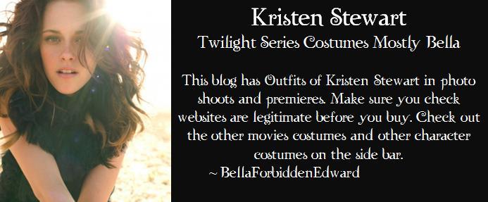 Kristen Stewart Outfit