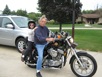 Ken Zalga MPHS 65  Grandaughter