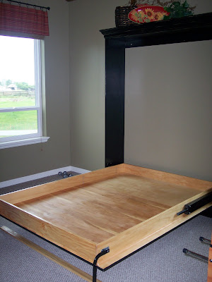 how to build a murphy bed pdf woodworking. Black Bedroom Furniture Sets. Home Design Ideas