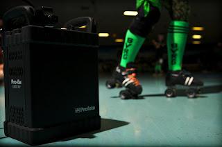 Profoto Pro-8, Pro-8 Air, Silicon Valley Roller Girls, SVRG, California Roller Derby Photos, Adrian Valenzuela, Adrian Valenzuela Photography, How to shoot Roller Derby Photography