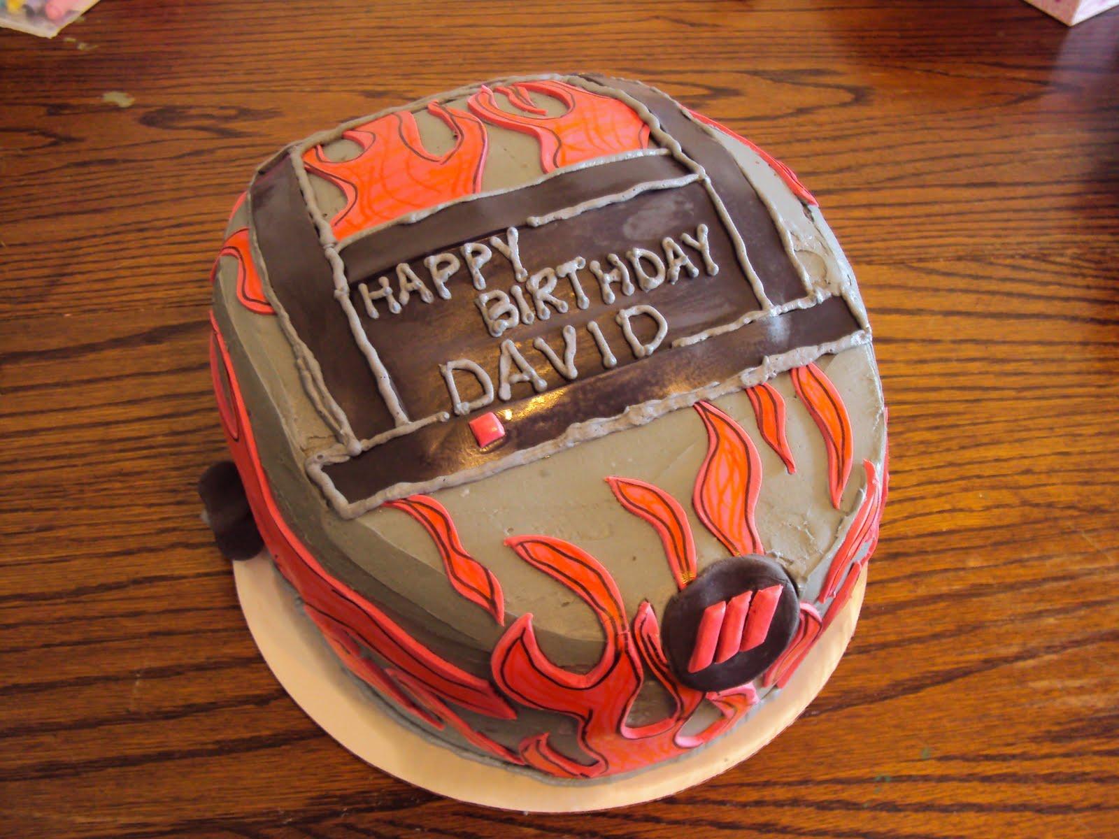 Dream Upon A Cake April 2010