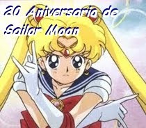 20 añitos!! Sailor Moon