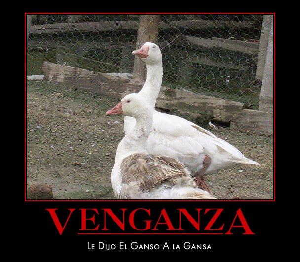 juego venganza: