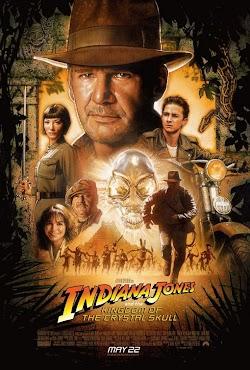 Indiana Jones Và Vương Quốc Sọ Người - Indiana Jones And The Kingdom Of The Crystal Skull (2008) Poster