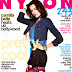 Camilla Belle cover girl of Nylon Magazine - February 2009