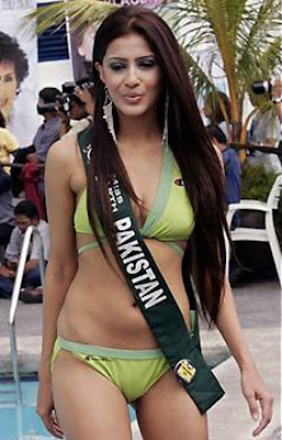 Miss Pakistan beauty contestant | Exclusive Pics