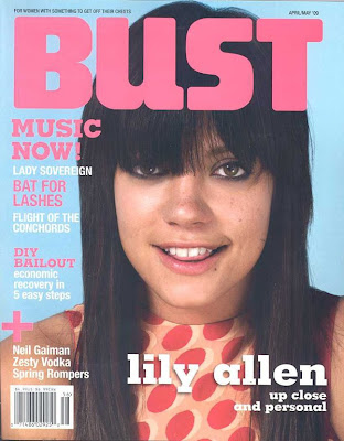Lily Allen- Bust