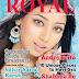 Sarmi Karati sizzles in Royal Magazine - June/July 2009