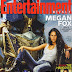 Megan Fox covers of Entertainment Weekly Magazine - June 2009
