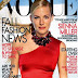 Sienna Miller cover girl of Vogue Magazine - July 2009