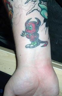 tatoo freebsd tatuagem
