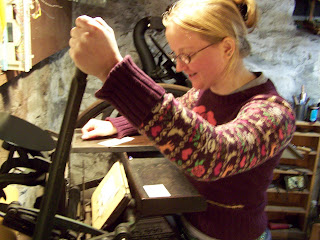 Virginia E. Berry printing